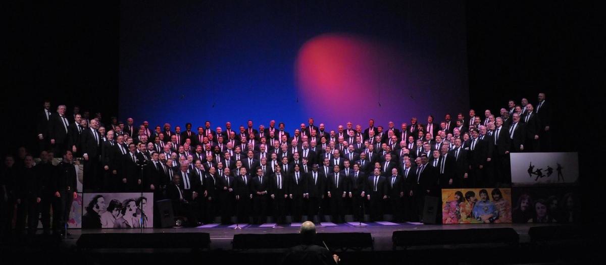 Seattle Men's Chorus Tickets