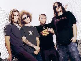 Seether with 10 Years