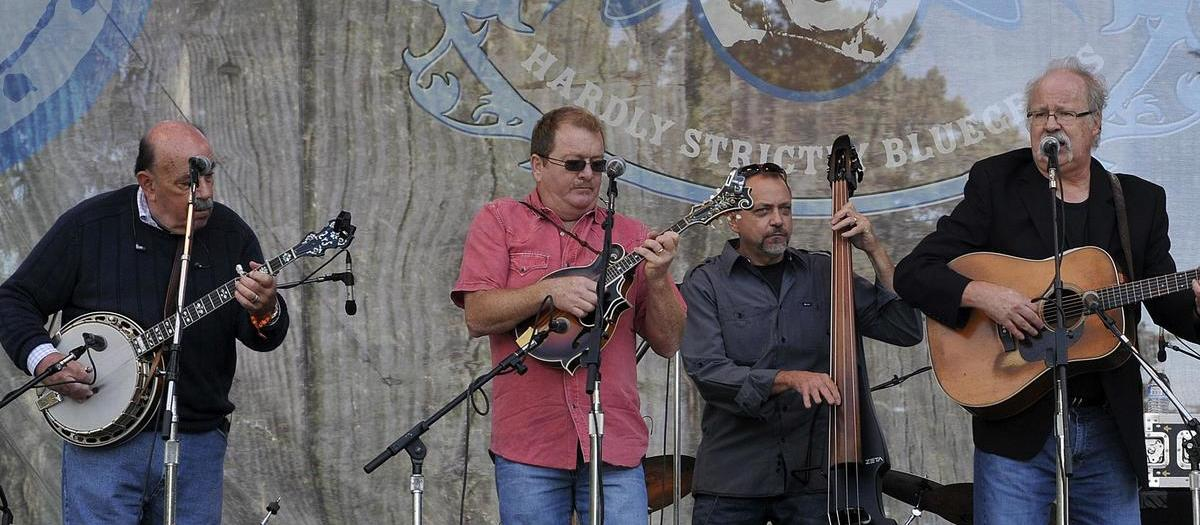 Seldom Scene with Dry Branch Fire Squad