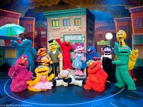 Sesame Street Live - Jacksonville