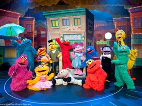 Sesame Street Live - Charleston