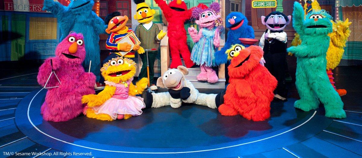 Sesame Street Live Tickets