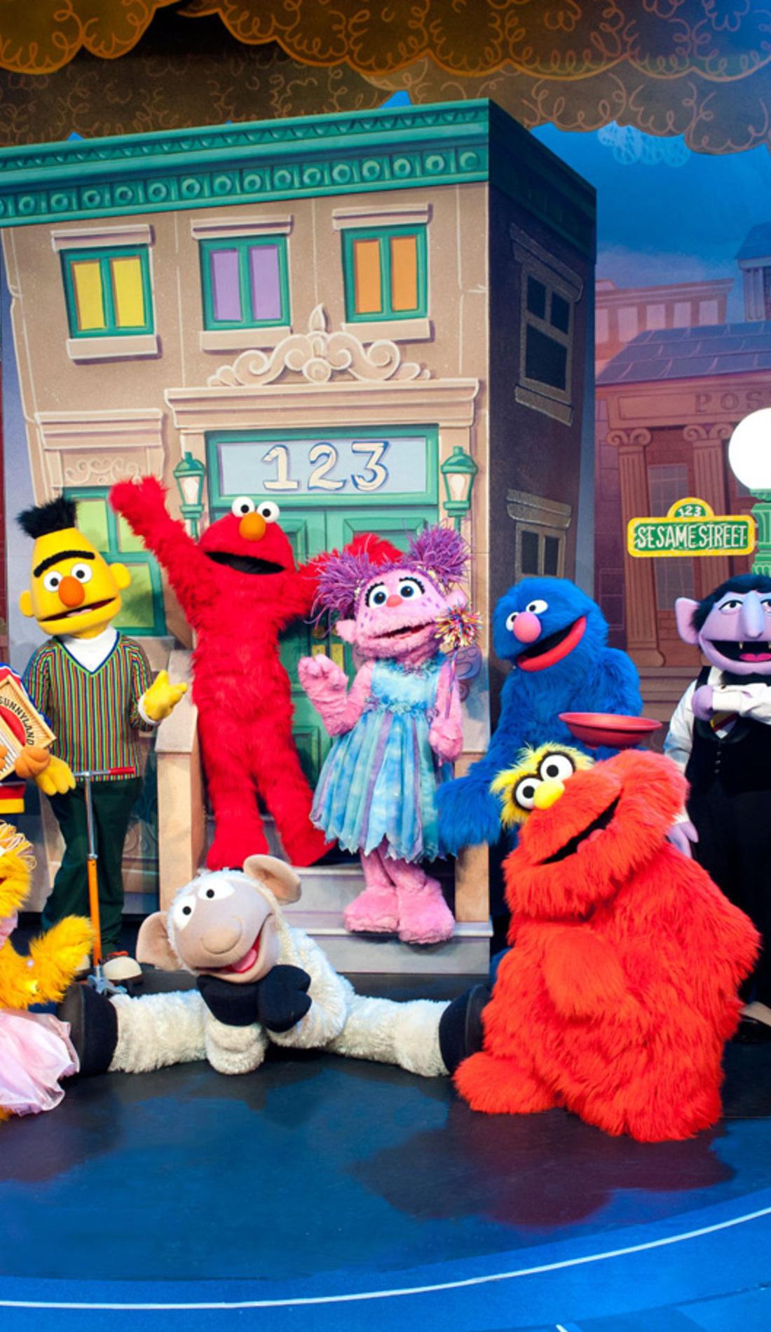 A Sesame Street Live live event