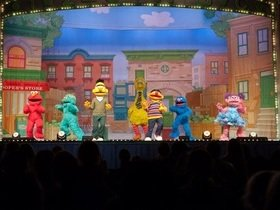 Sesame Street Live: Elmo Makes Music - Reno