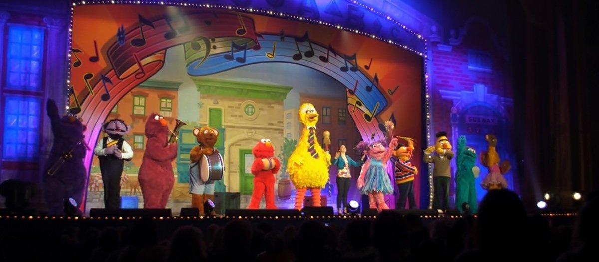 Sesame Street Live: Make A New Friend Tickets