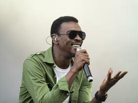 Advertisement - Tickets To Seu Jorge