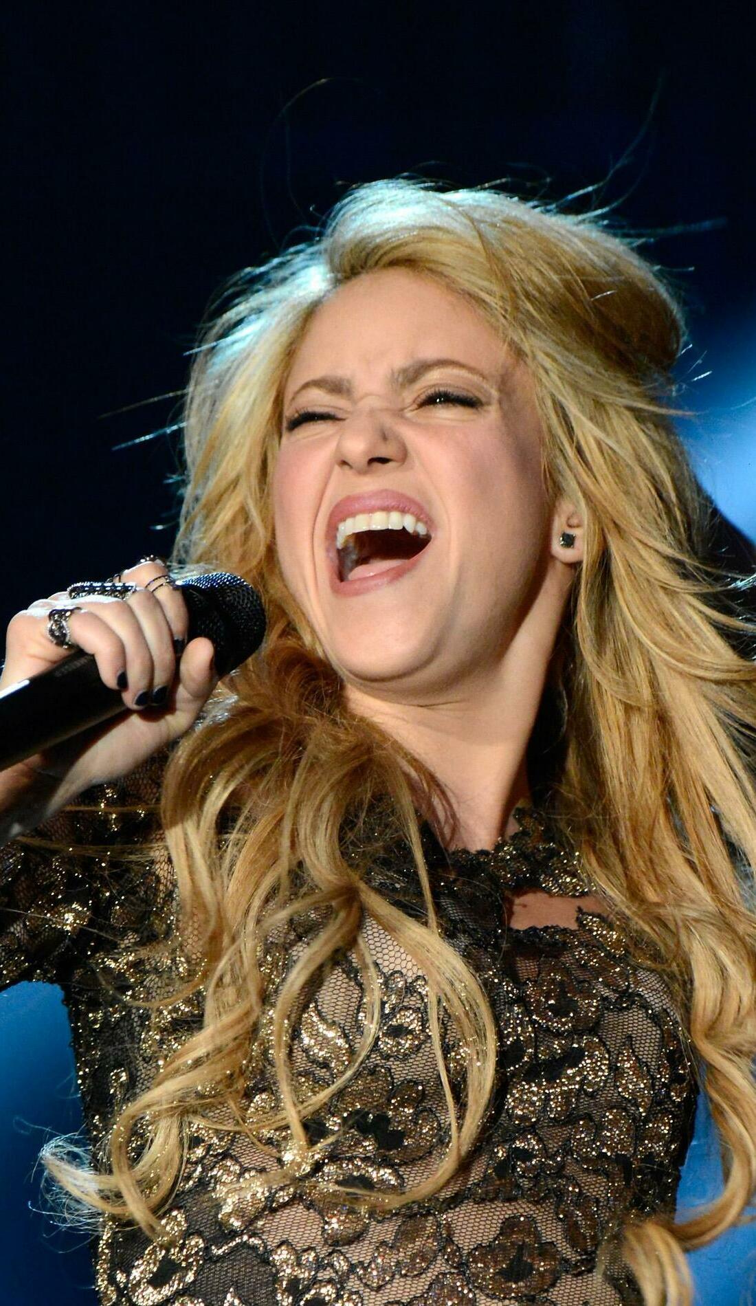 A Shakira live event