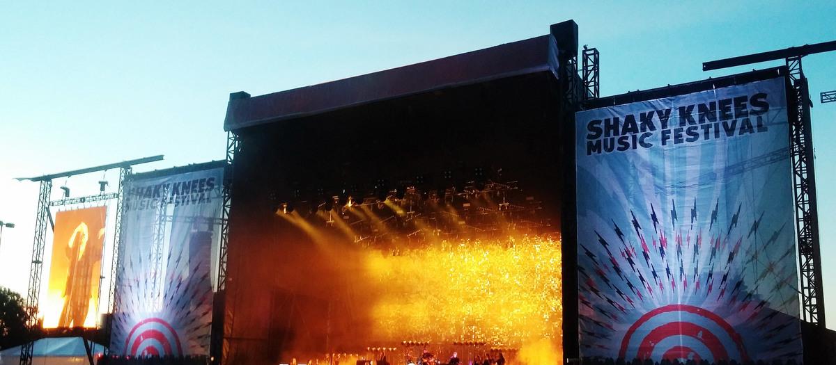 Shaky Knees Music Festival Tickets