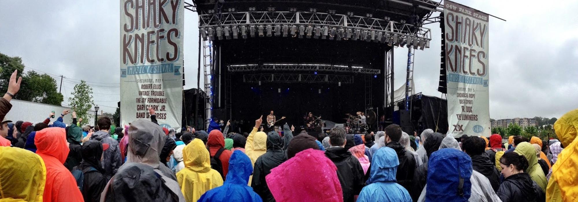 A Shaky Knees Music Festival live event