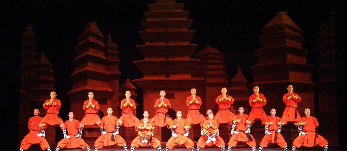 Shaolin Warriors Tickets