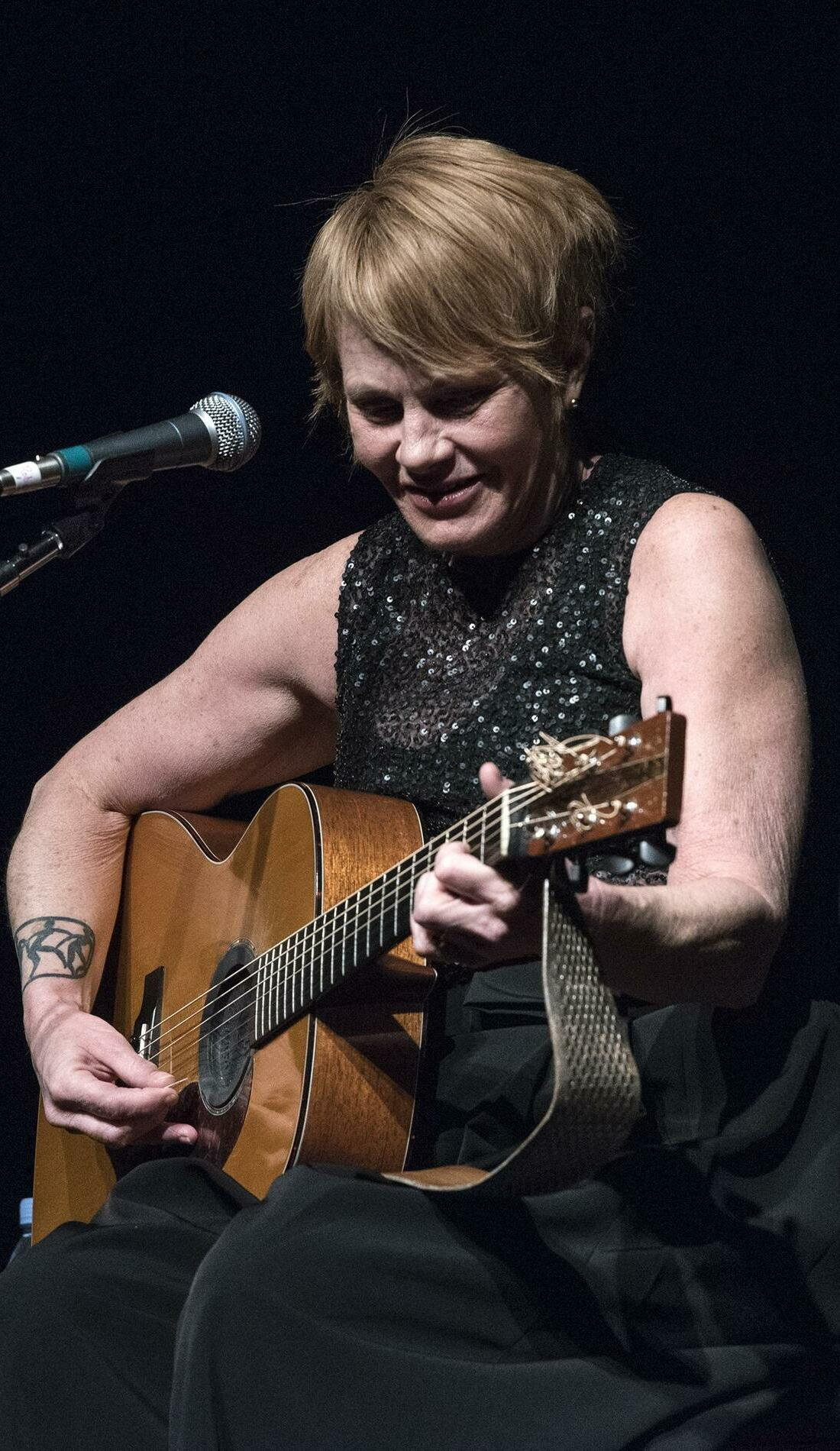 A Shawn Colvin live event