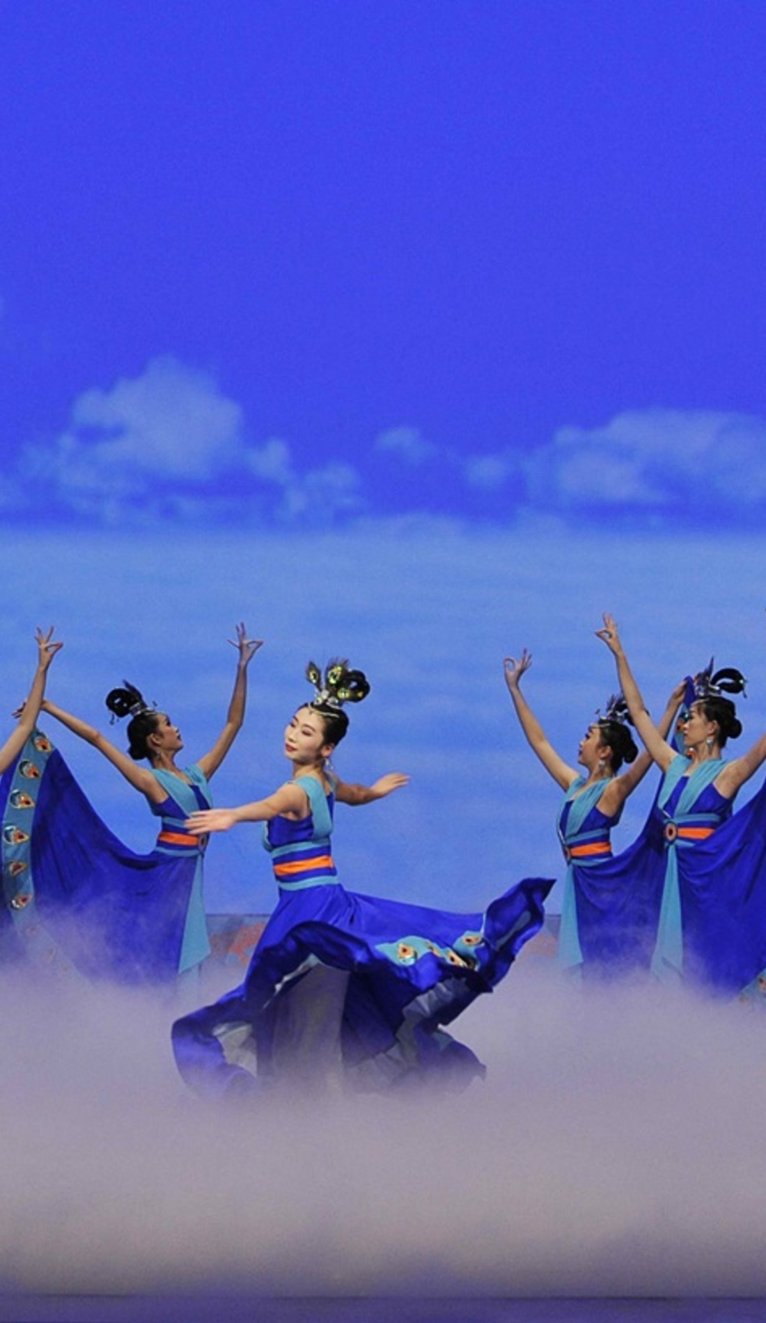 A Shen Yun live event