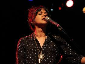 Shilpa Ray with Ice Balloons