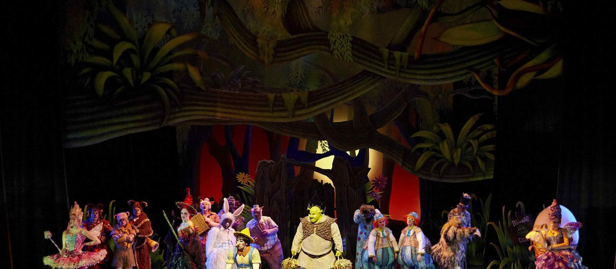 Shrek Tickets