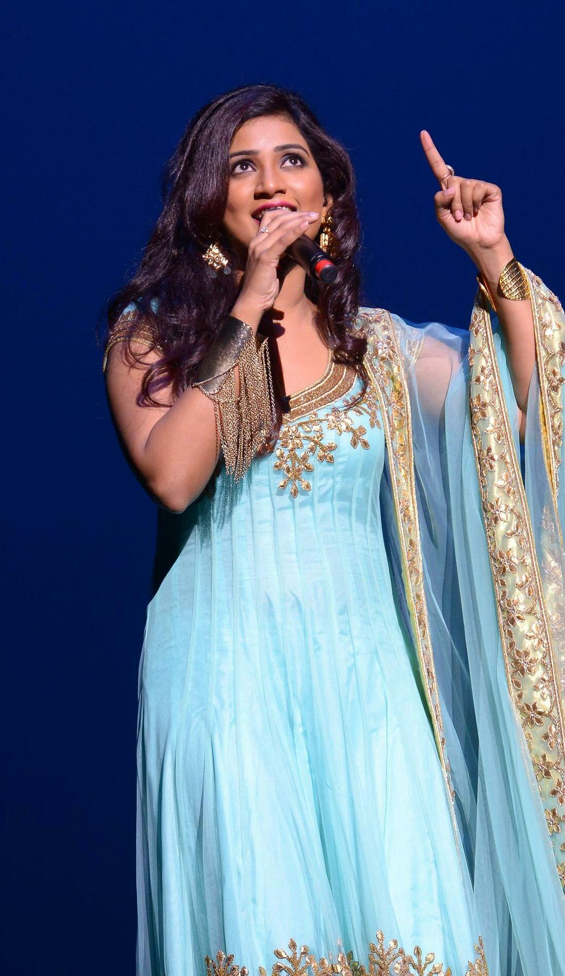 A Shreya Ghoshal live event