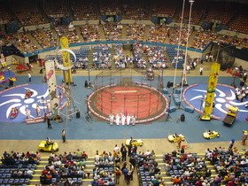 Shrine Circus - Oklahoma City
