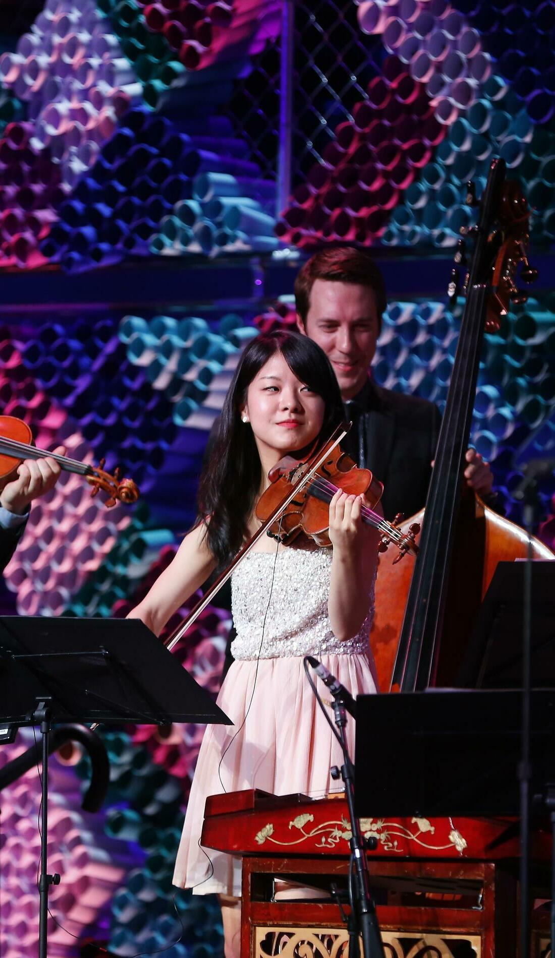 A Silk Road Ensemble live event