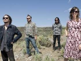 Silversun Pickups with I Don't Know How But They Found Me