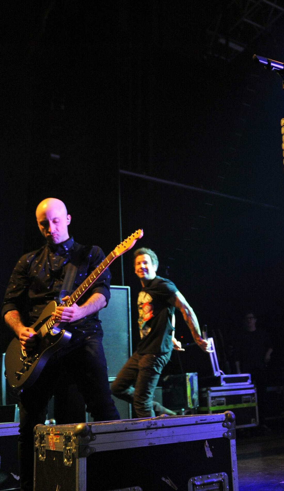 A Simple Plan live event