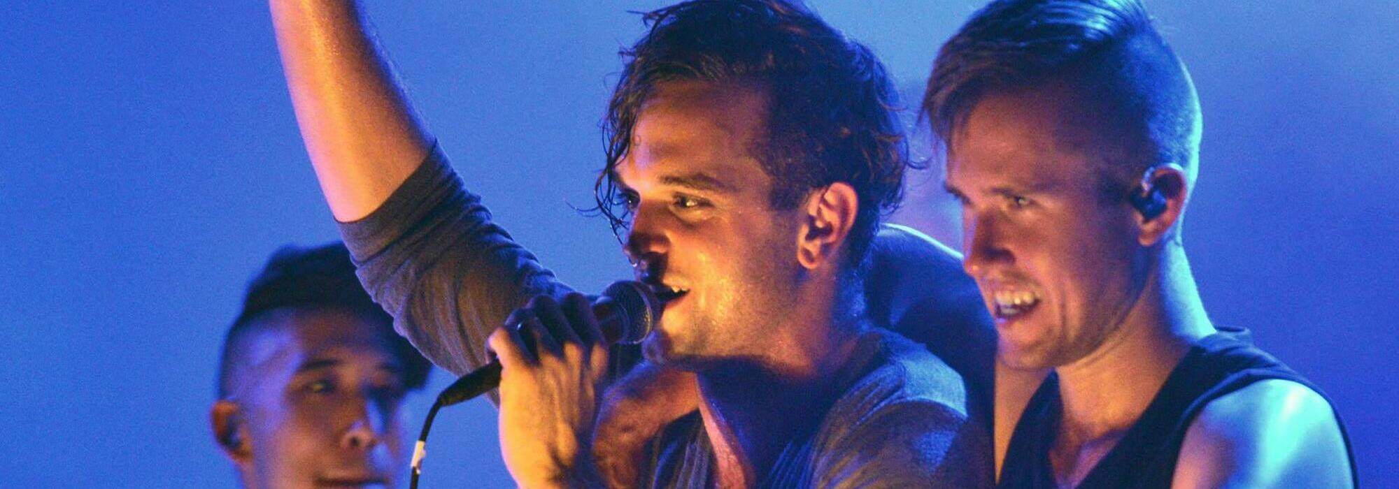 A Sir Sly live event