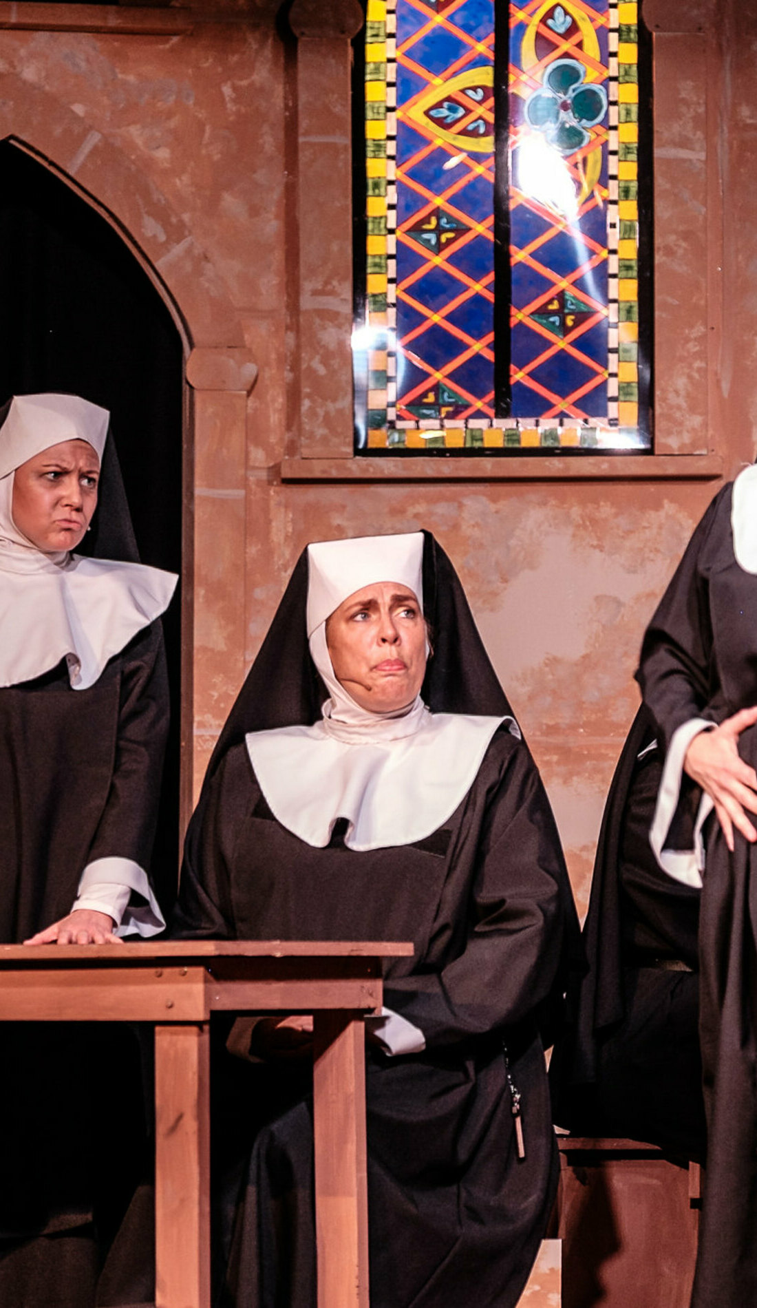 A Sister Act live event