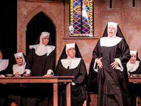 Advertisement - Tickets To Sister Act