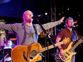 Sister Hazel with Taylor Hicks