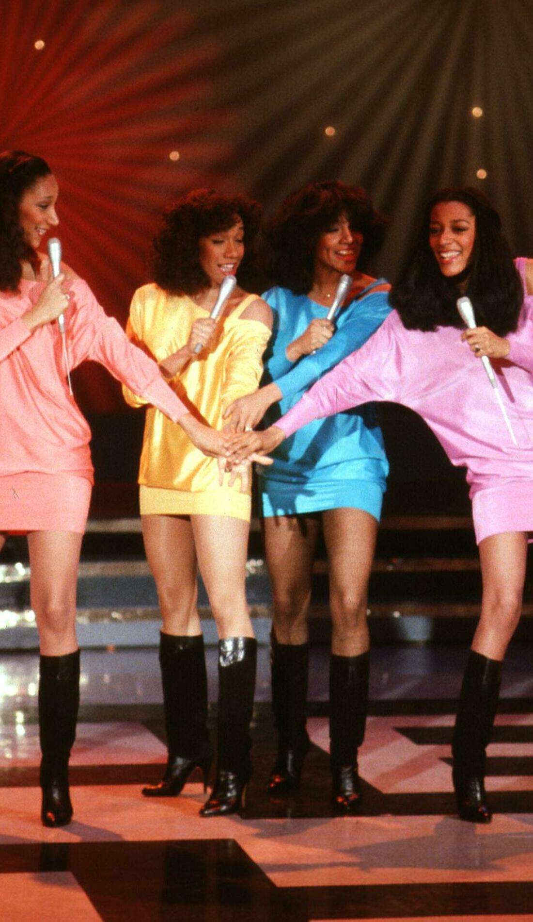 A Sister Sledge live event