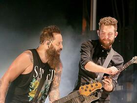 Skillet with Adelitas Way