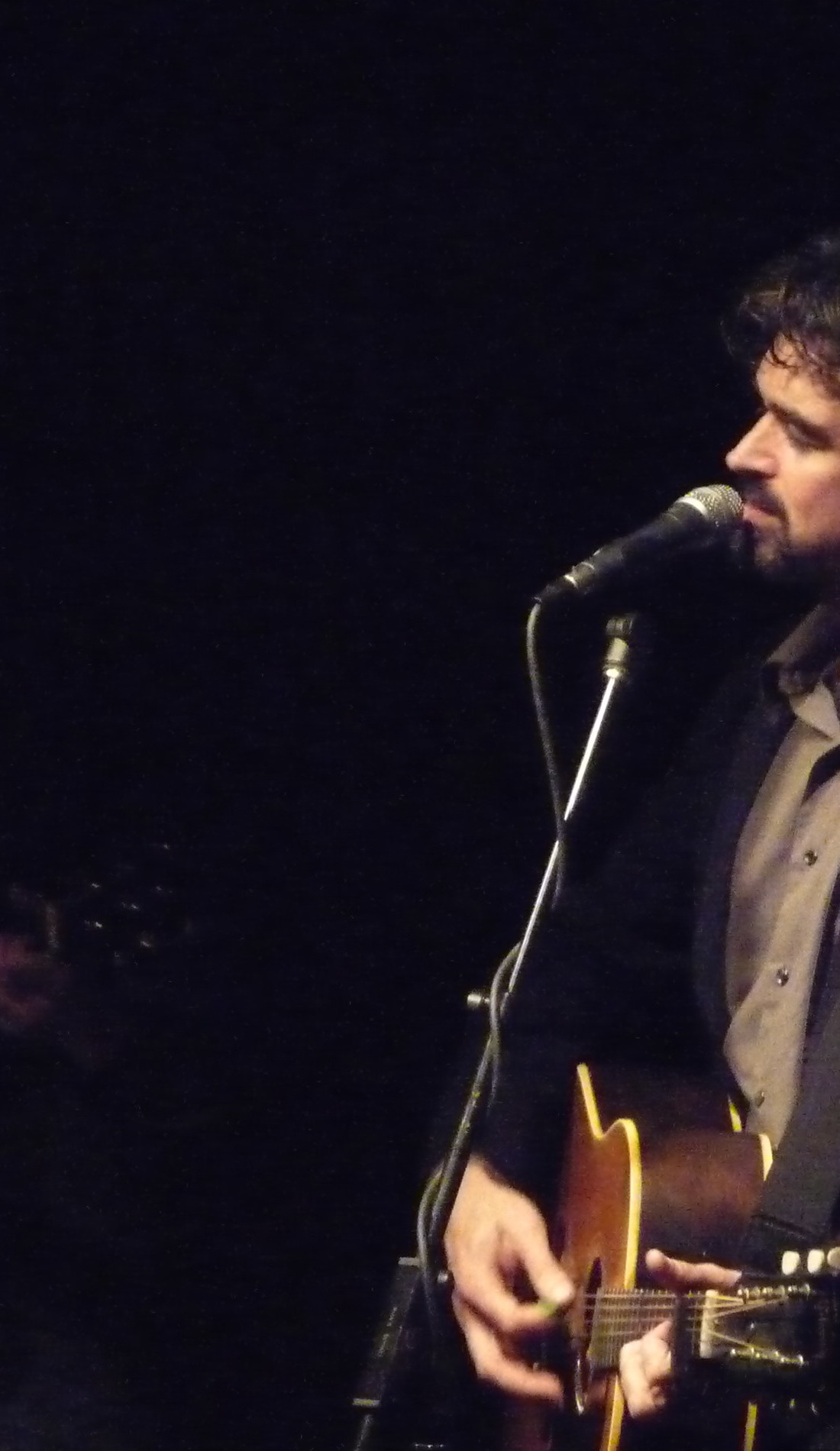 A Slaid Cleaves live event