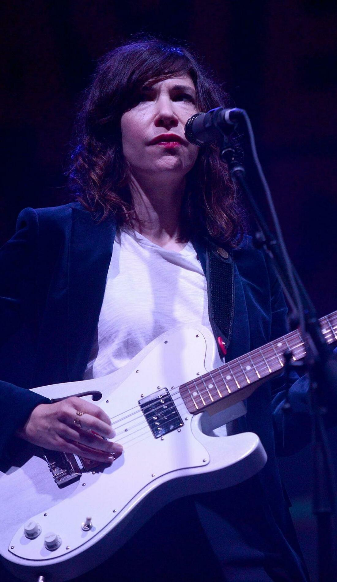 A Sleater-Kinney live event