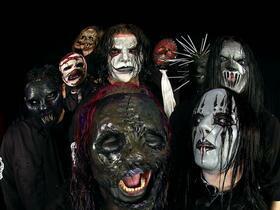 Slipknot with Marilyn Manson