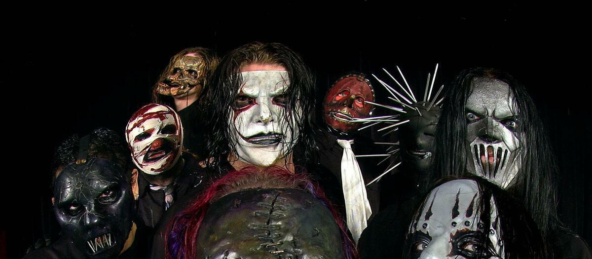 Slipknot Parking Passes