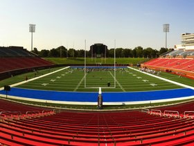 North Texas Mean Green at SMU Mustangs Football
