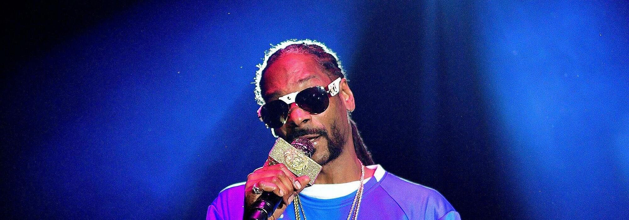 A Snoop Dogg live event