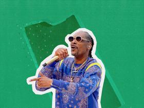 Snoop Dogg with Wu-Tang Clan