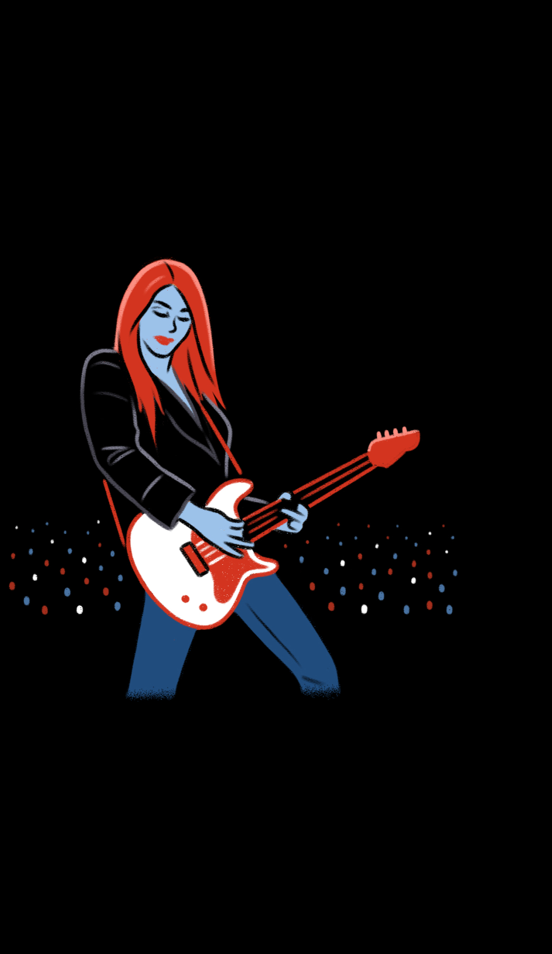 A Soda Stereo live event