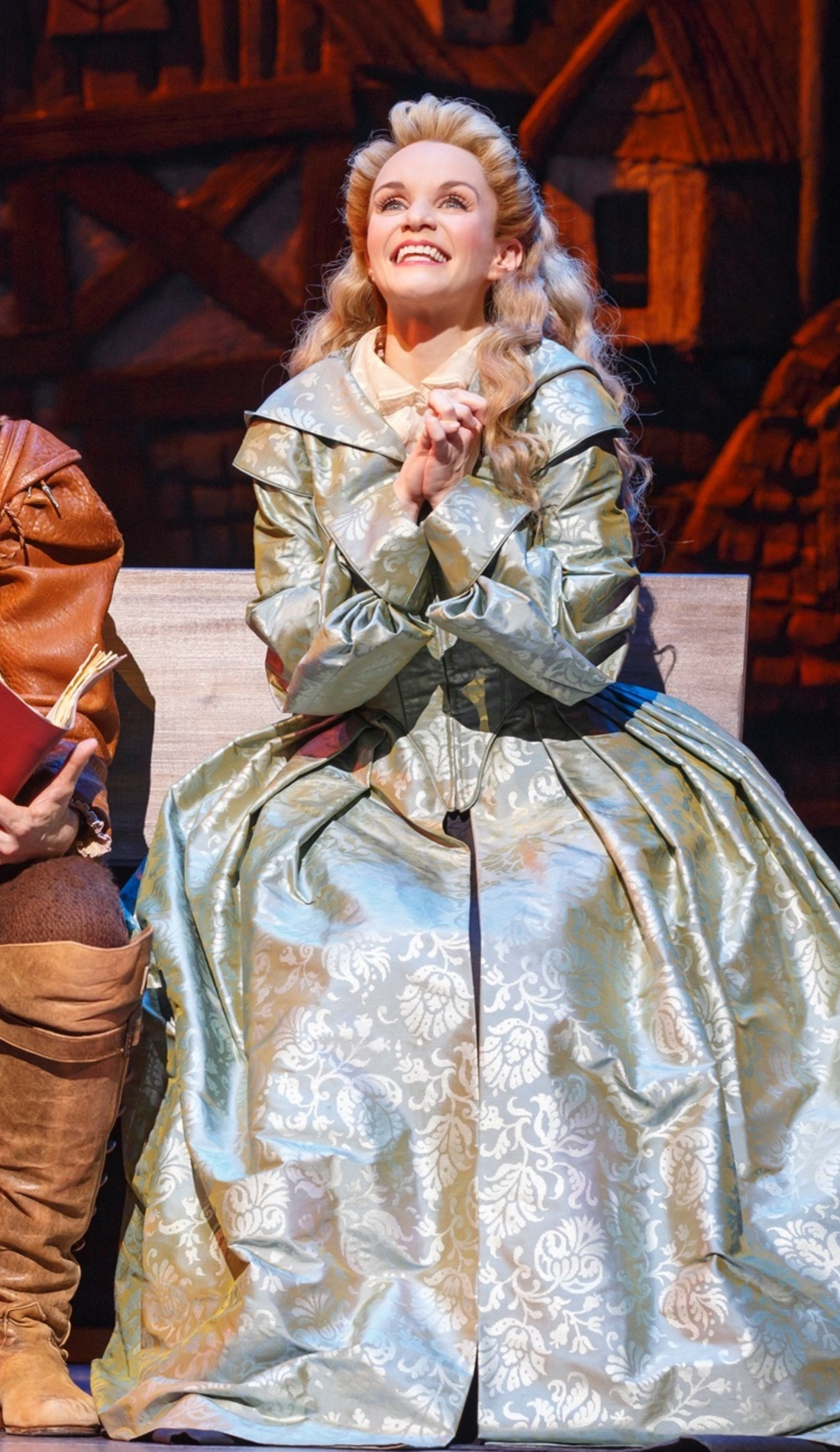 A Something Rotten live event