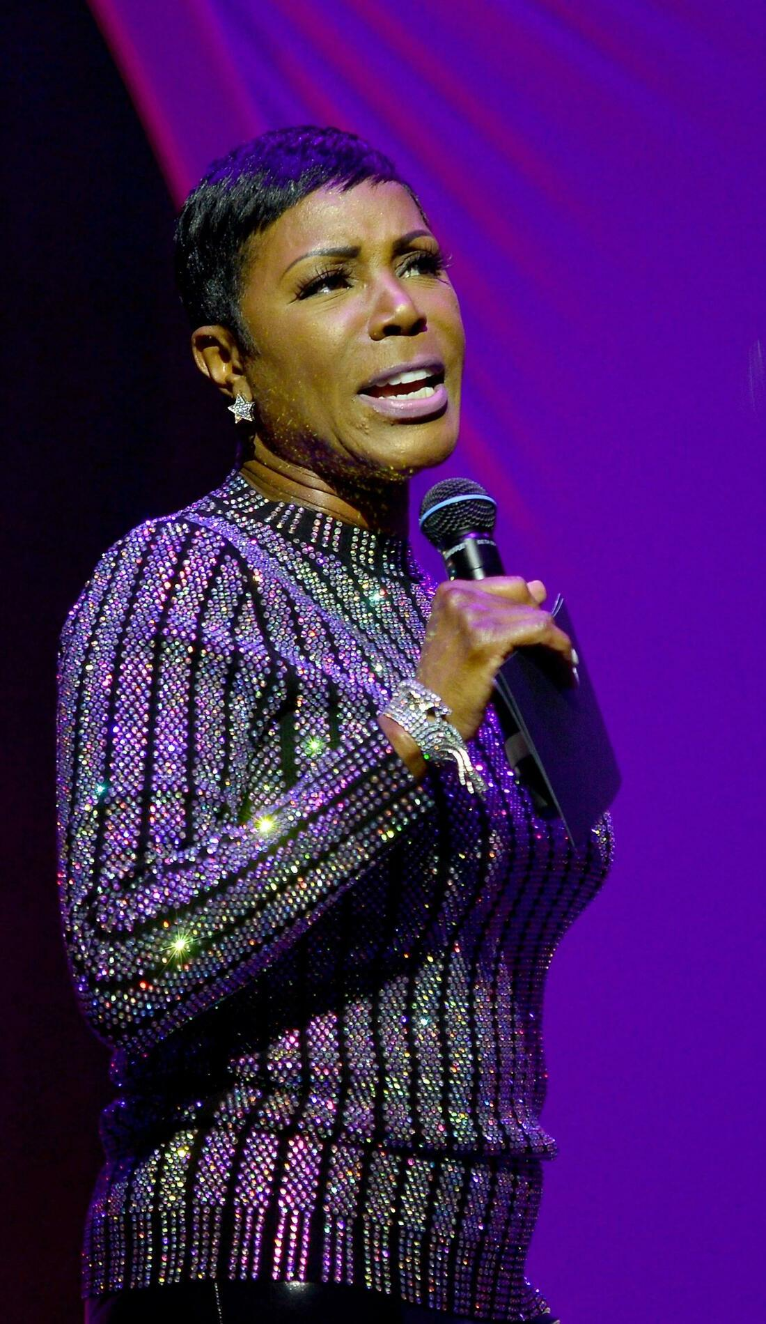 A Sommore live event