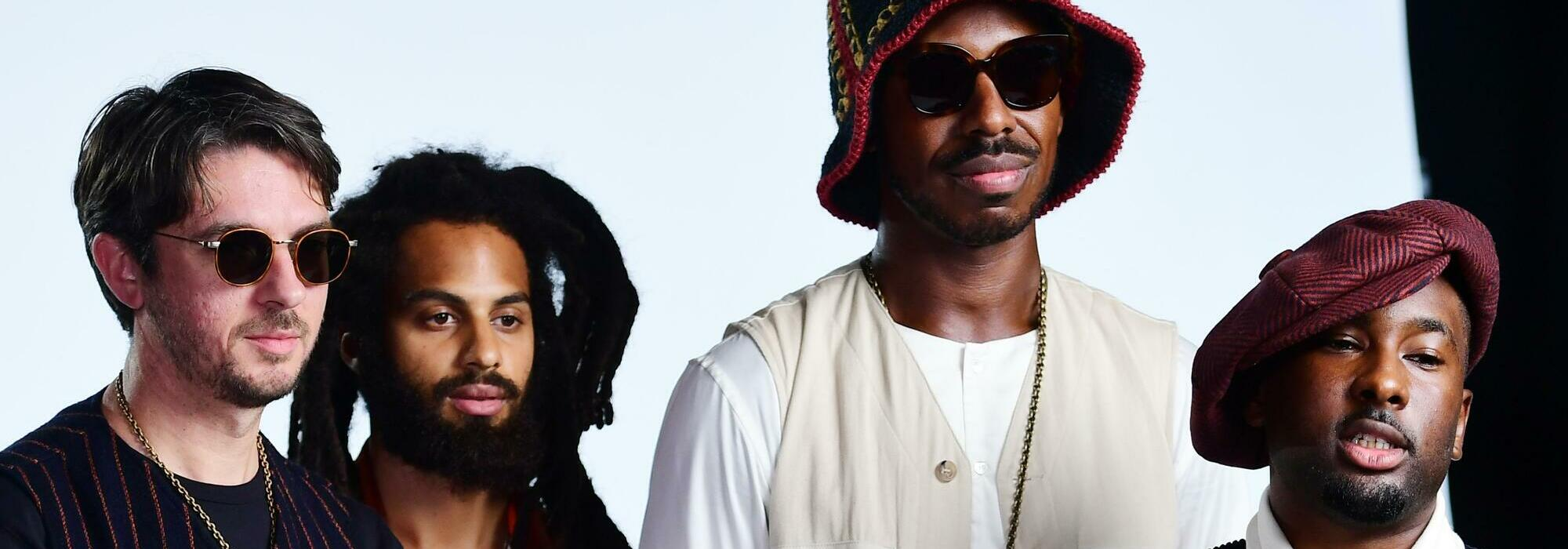 A Sons Of Kemet live event