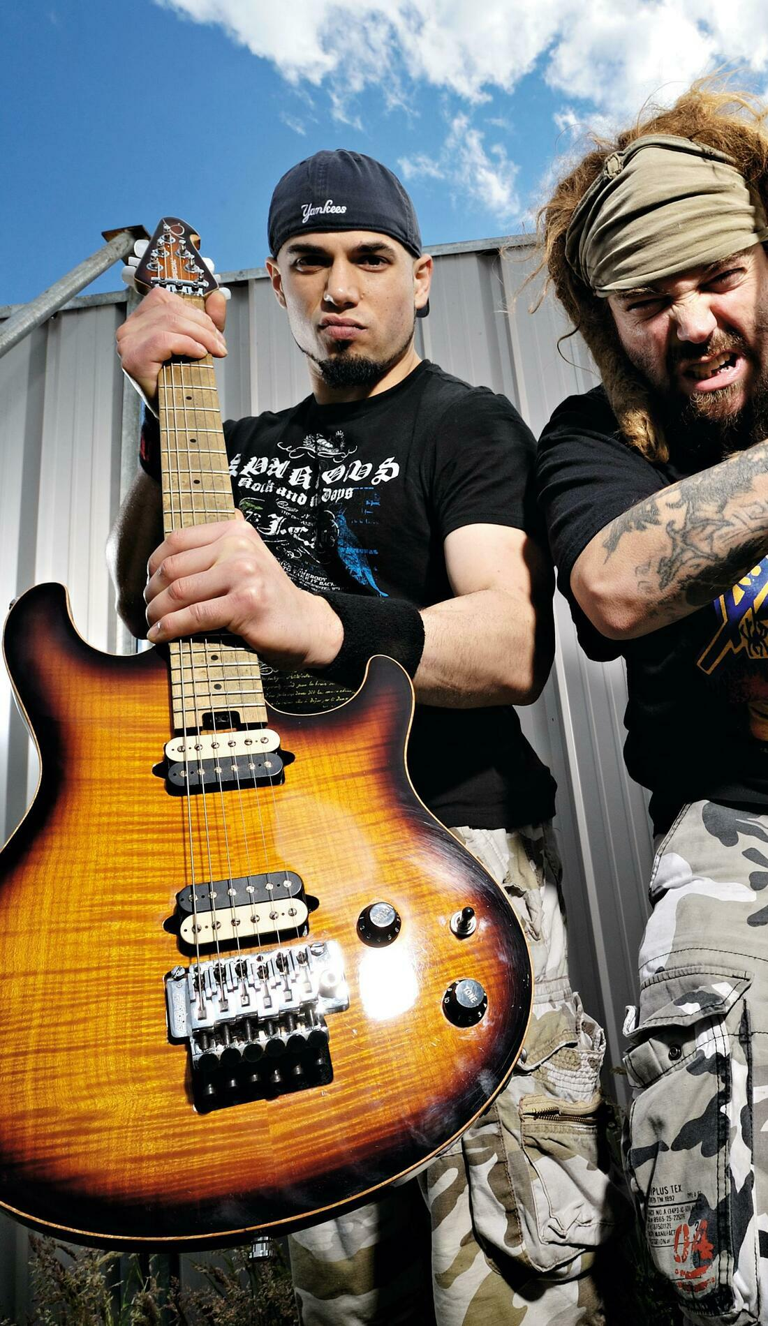 A Soulfly live event