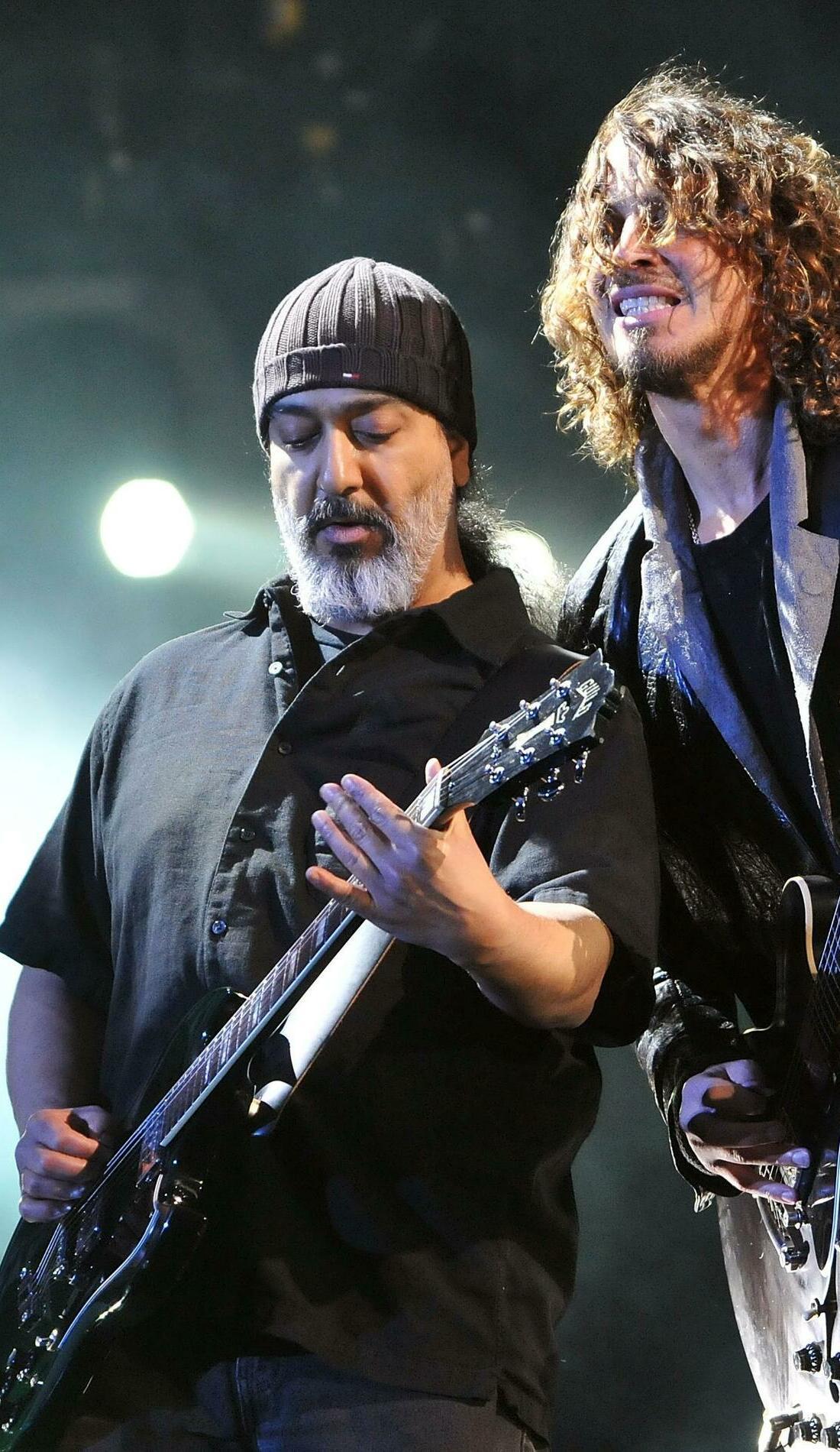 A Soundgarden live event