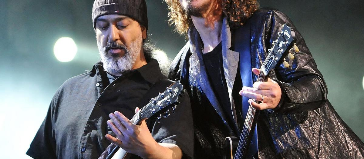 Soundgarden Tickets