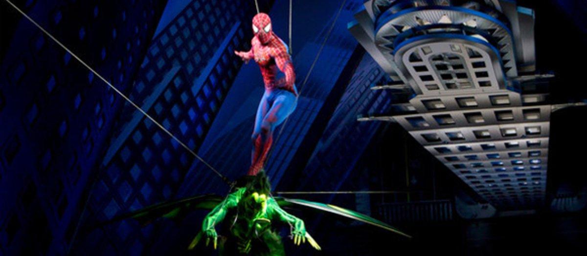 Spider-Man Tickets