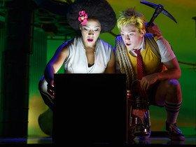 Spongebob Squarepants the Musical - Tacoma