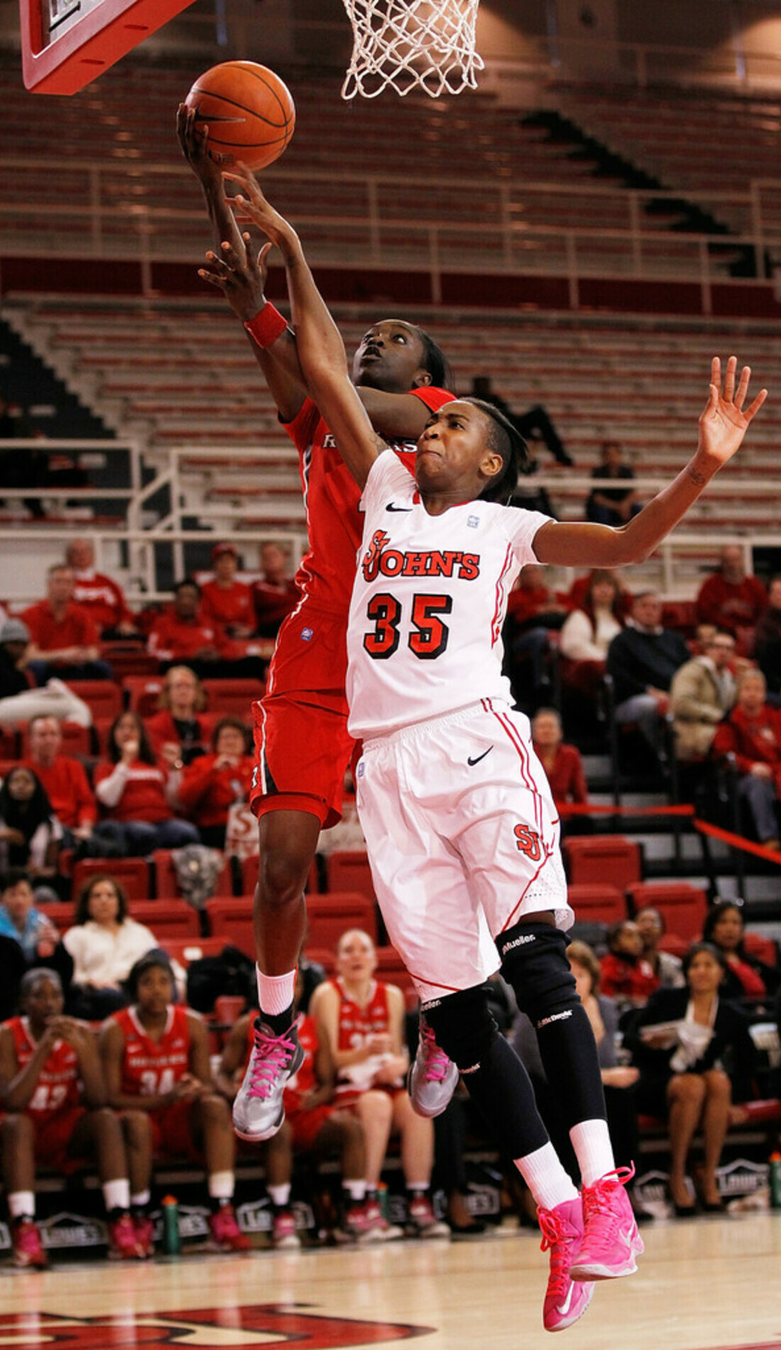 A St. Johns Red Storm Women's Basketball live event