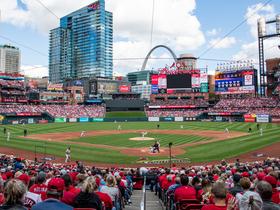 Atlanta Braves at St. Louis Cardinals