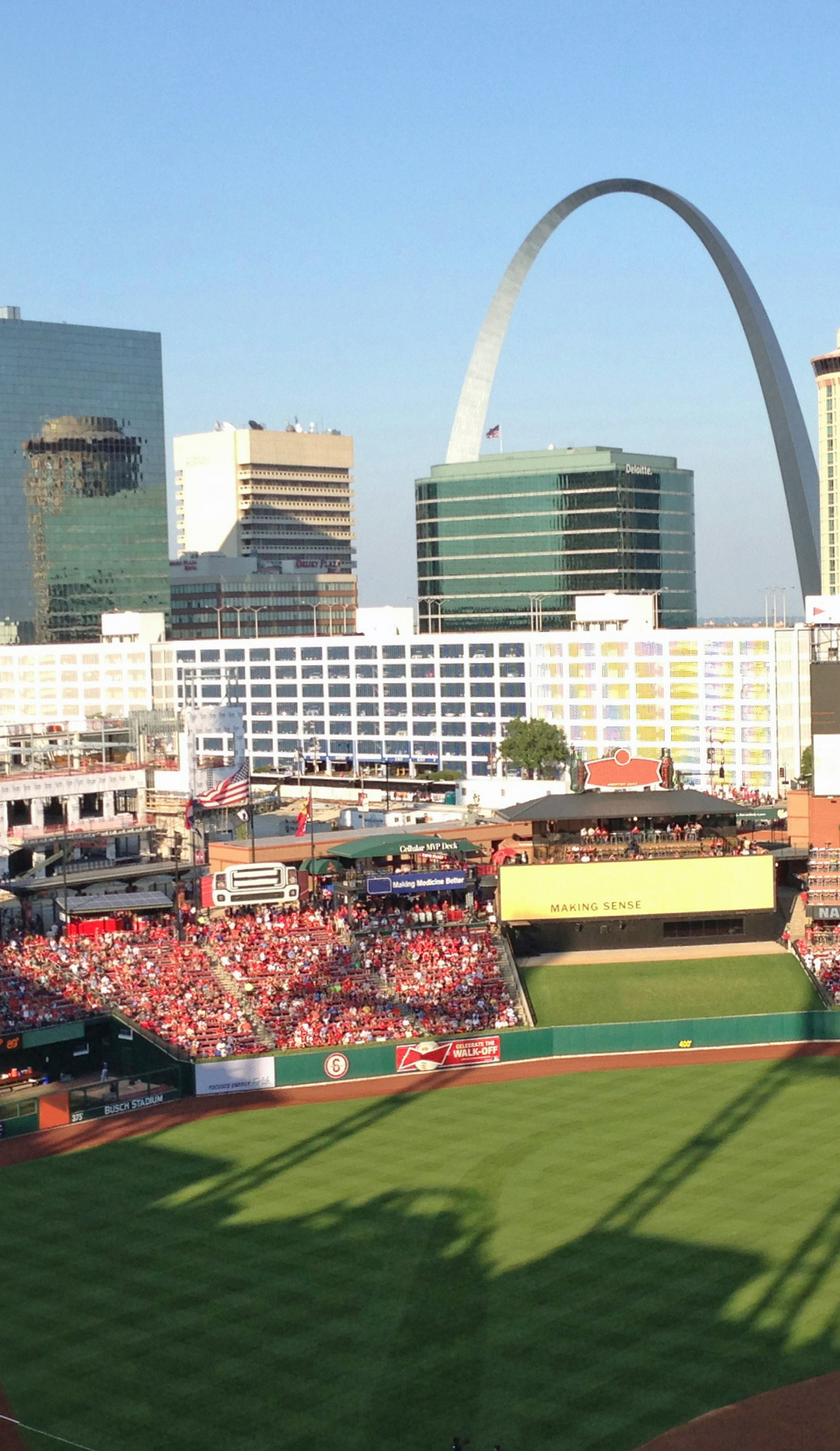 A St. Louis Cardinals live event