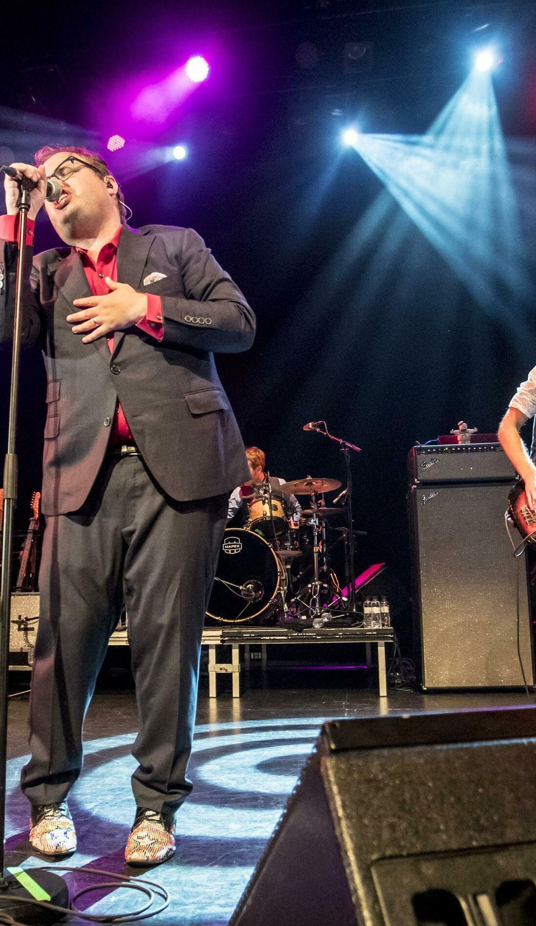 A St. Paul & The Broken Bones live event