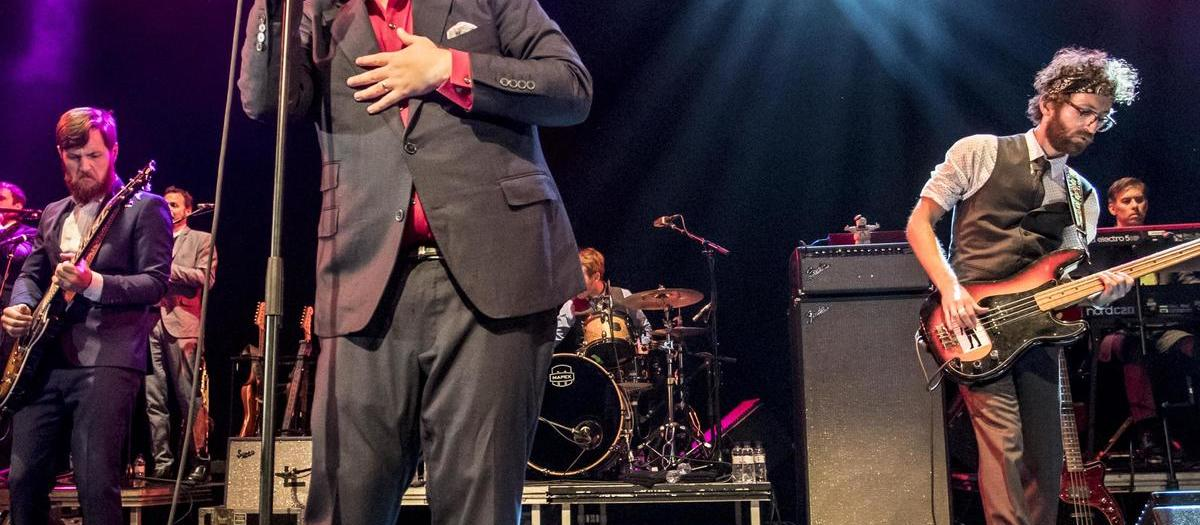 St. Paul & The Broken Bones (18+)